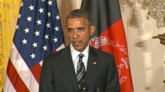 VIDEO: Obama To Slow Troop Withdrawal from Afghanistan