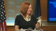 VIDEO: State Dept. Responds to Allegations That Israel Spied on US to Undermine Iran Deal