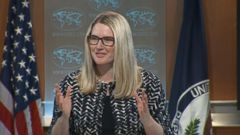 VIDEO: State Dept. Has Concerns Over Potential Russian Arms Deliveries to Iran