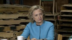 VIDEO: Hillary Clinton Dodges Question About Clinton Cash Book