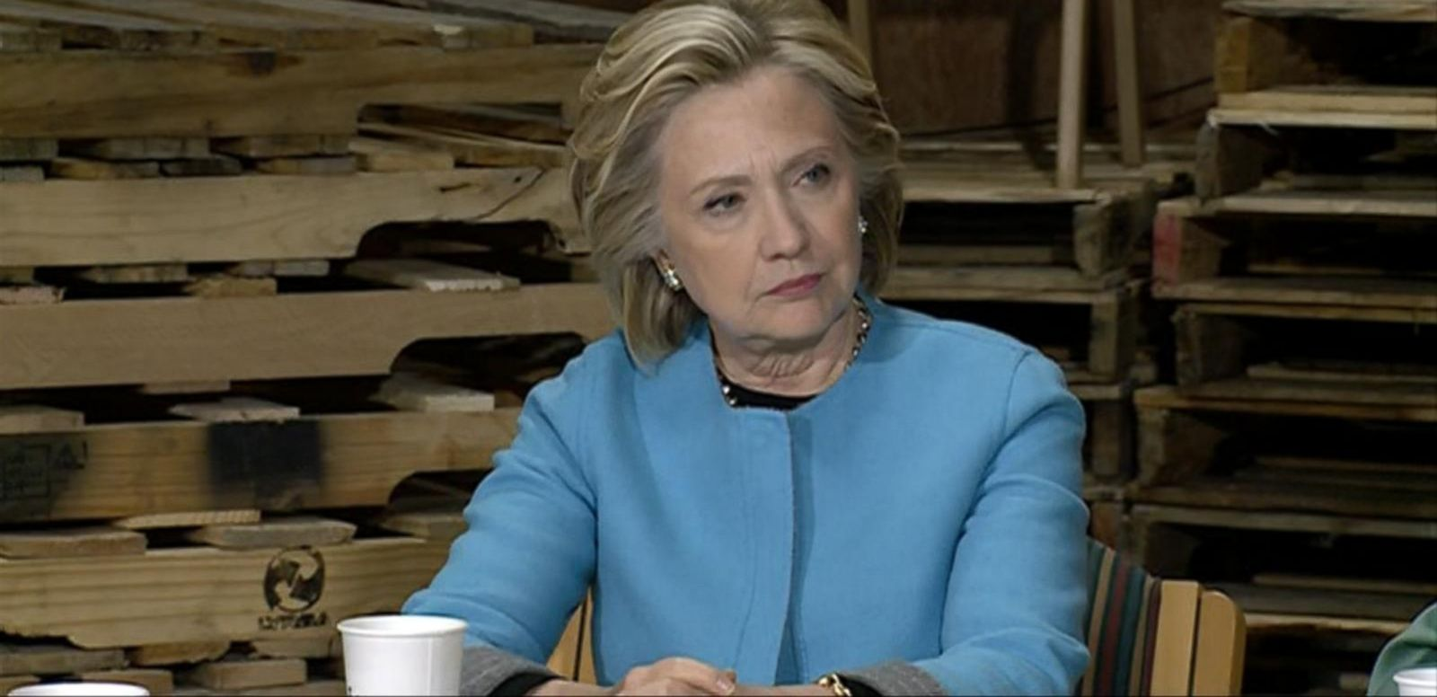 VIDEO: Hillary Clinton Dodges Question About 'Clinton Cash' Book