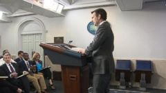 VIDEO: White House on Phased-Out vs. Immediate Sanctions Relief For Iran