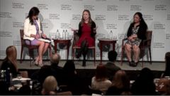 VIDEO: Chelsea Clinton Hints At More Limited Role on 2016 Campaign Trail