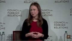 VIDEO: Chelsea Clinton Defends Familys Foundation Against Allegations in Clinton Cash Book