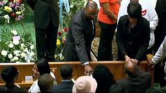 VIDEO: Hundreds Attend Funeral of Freddie Gray, Who Died in Police Custody