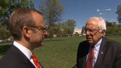 VIDEO: New Candidate Believes He Can Beat Hillary Clinton