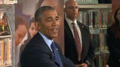 VIDEO: Obama Bemoans Typewriting Hassle