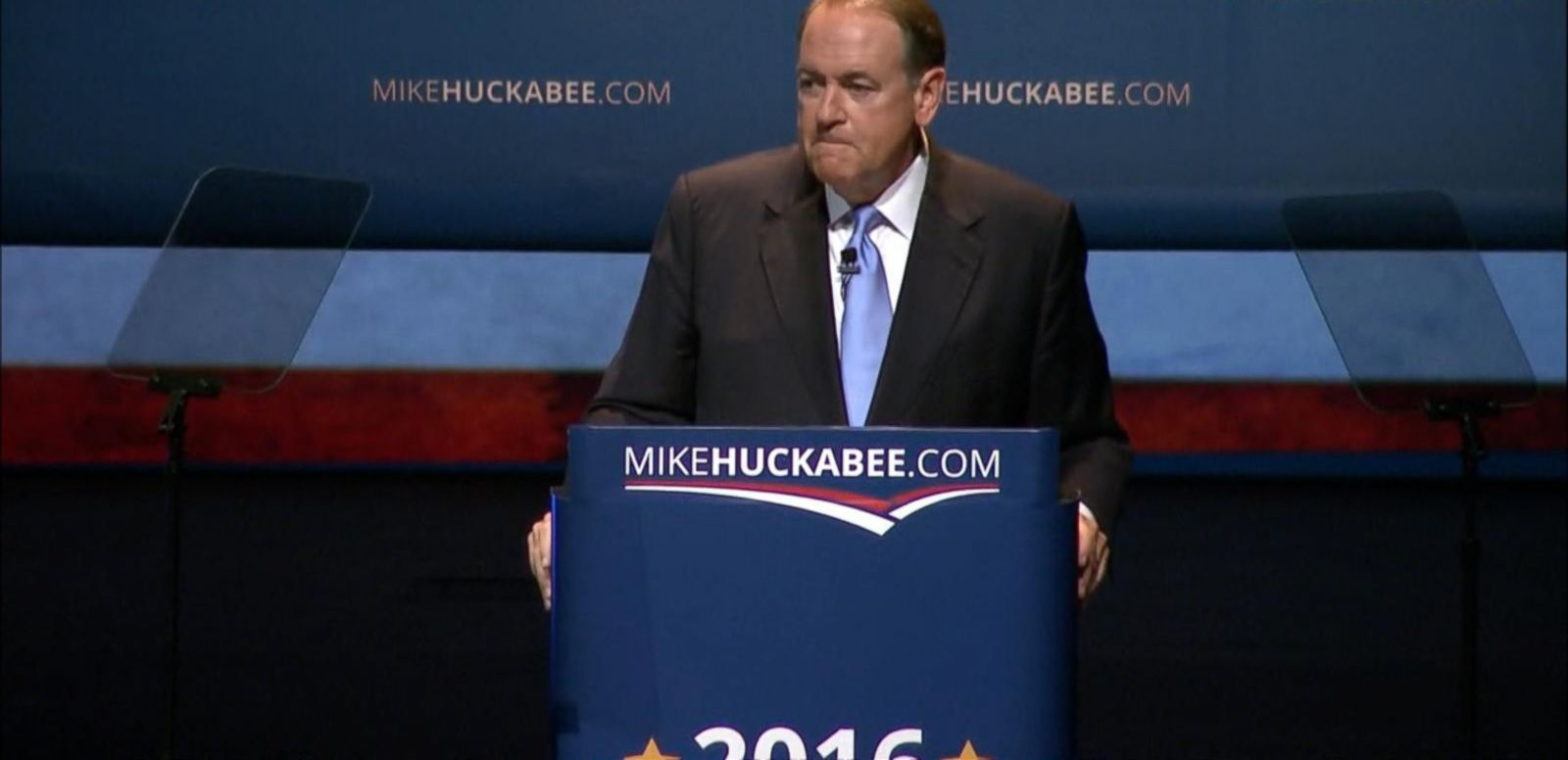 VIDEO: Watch Mike Huckabee Announce His 2016 Presidential Campaign