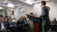 VIDEO: A First: Cuban Reporter Asks a Question at White House Briefing