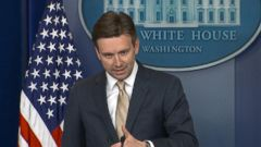 VIDEO: White House Doesnt Refute Defense Sec. Carters Comment That Iraqis Lack the Will To Fight