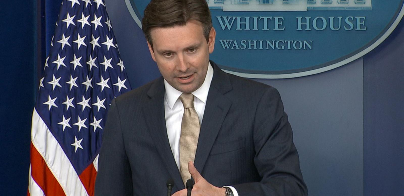 VIDEO: White House Doesn't Refute Defense Sec. Carter's Comment That Iraqis Lack the Will To Fight