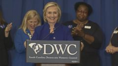 VIDEO: Hillary Clinton: My Hair Wont Turn White in the White House