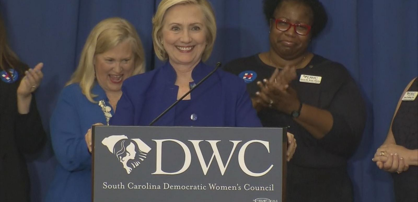 VIDEO: Hillary Clinton: My Hair Won't Turn White in the White House
