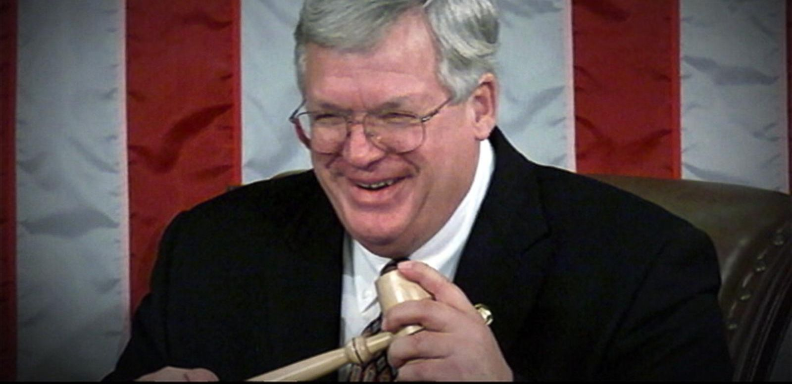 VIDEO: Washington Powerhouse Dennis Hastert Indicted