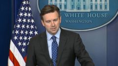 VIDEO: Press Secretary Josh Earnest supports DOJ in investigating possible misconduct.