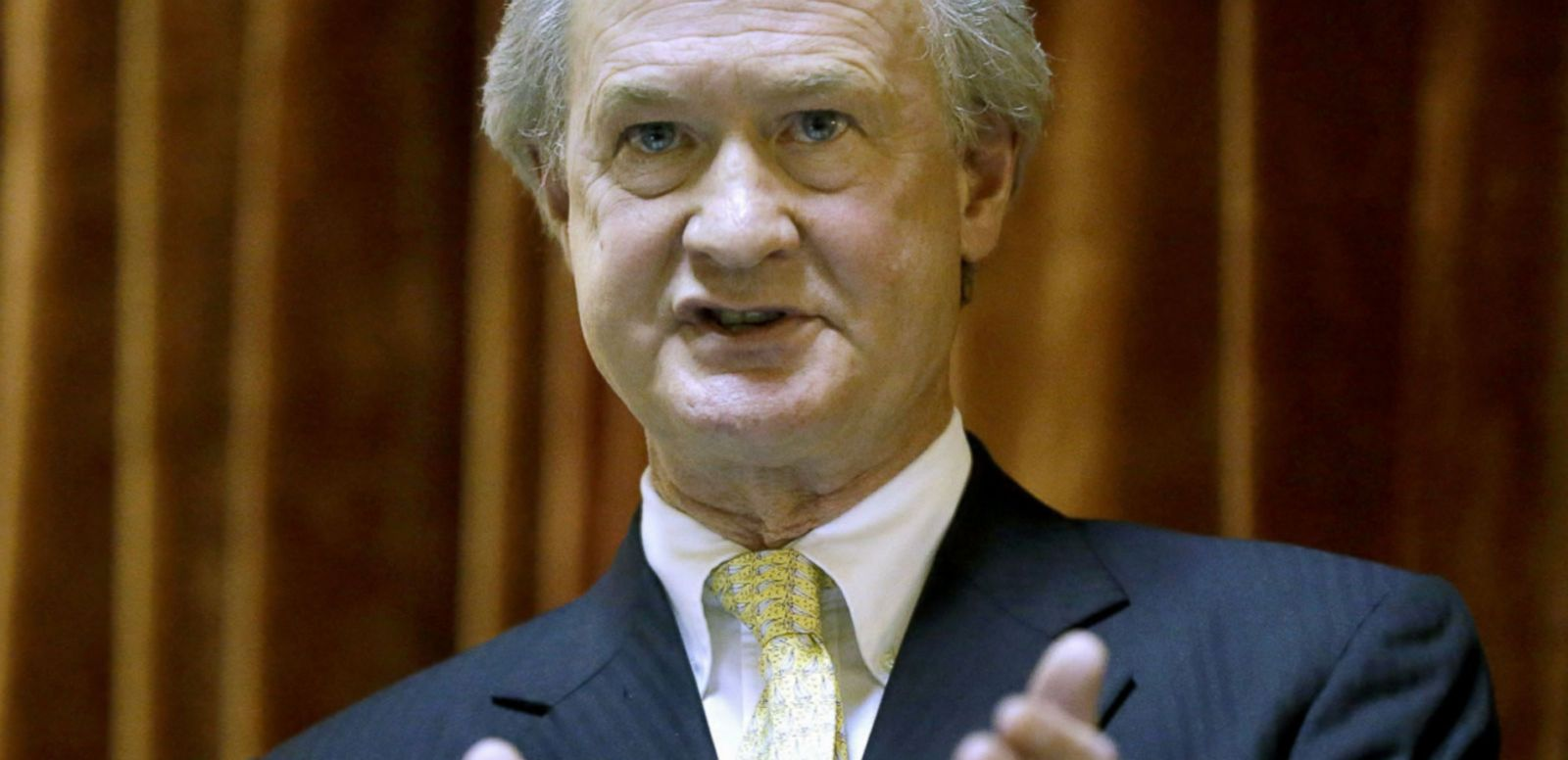 VIDEO: Lincoln Chafee's Long Shot