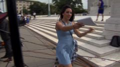 VIDEO: Watch Interns Make A Run For It At The Supreme Court