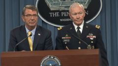 VIDEO: Martin Dempsey Releases 2015 National Military Strategy for the US