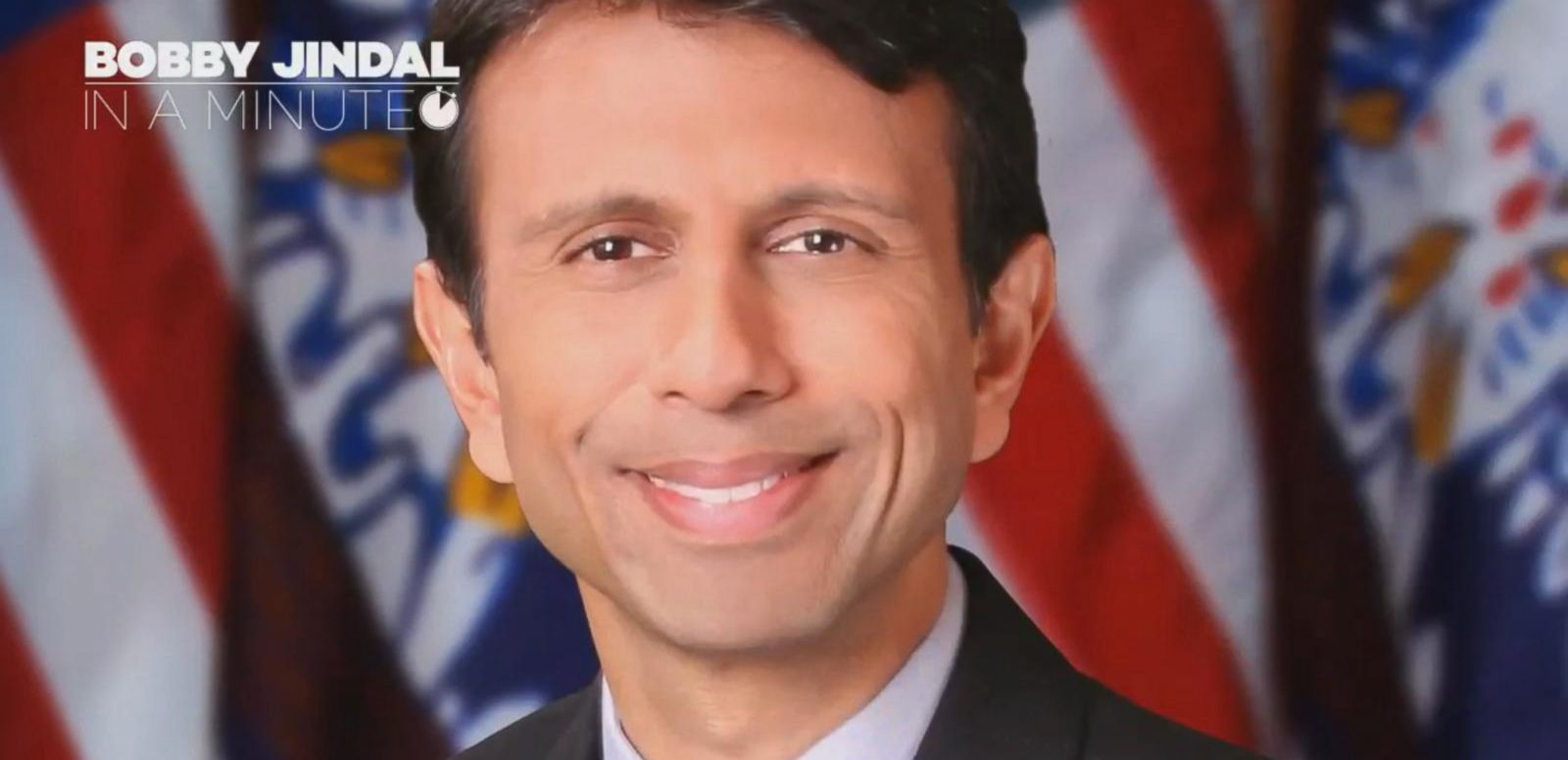 VIDEO: Bobby Jindal In A Minute