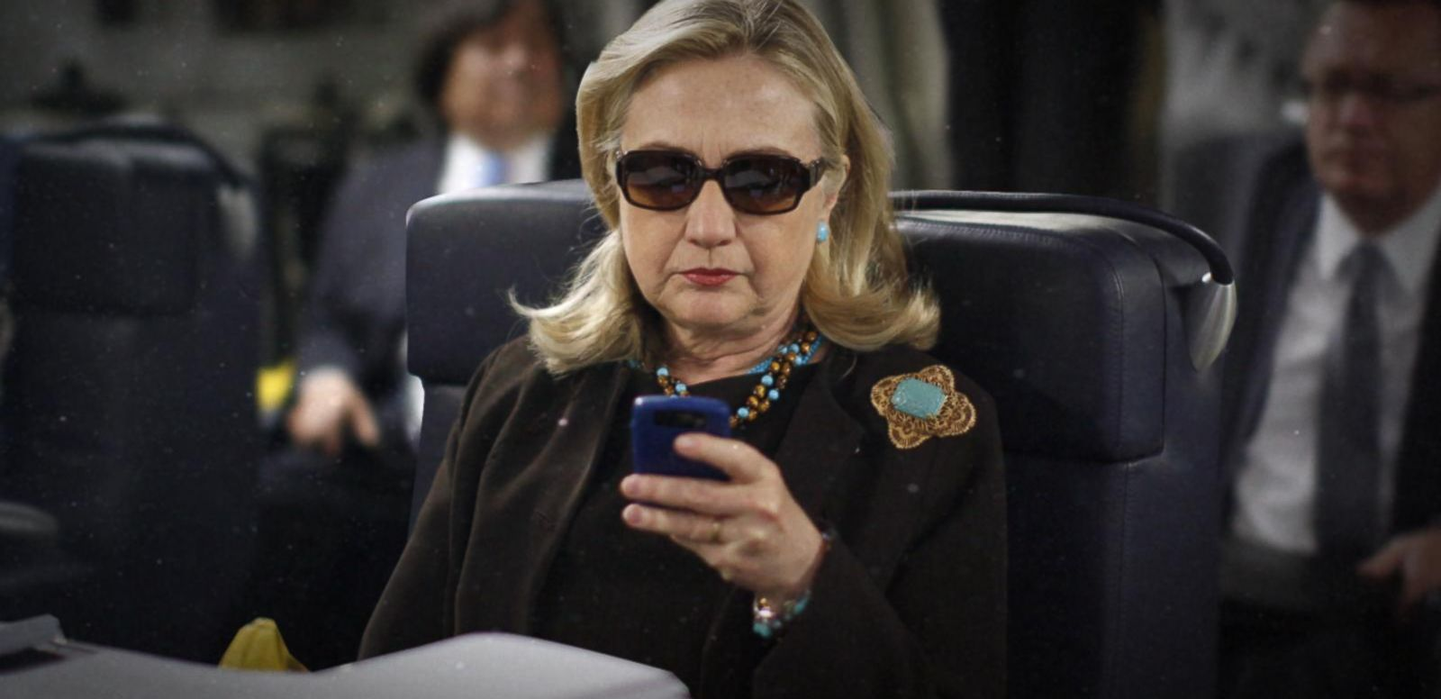VIDEO: Nixon Biographer Evan Thomas: Hillary Clinton Has 'Nixonian Attributes'