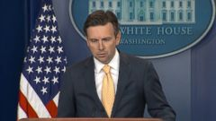 VIDEO: White House Press Secretary Josh Earnest says that Congress could take steps to reduce gun violence.