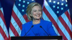 VIDEO: Hillary Clinton Jokes About Her Hair