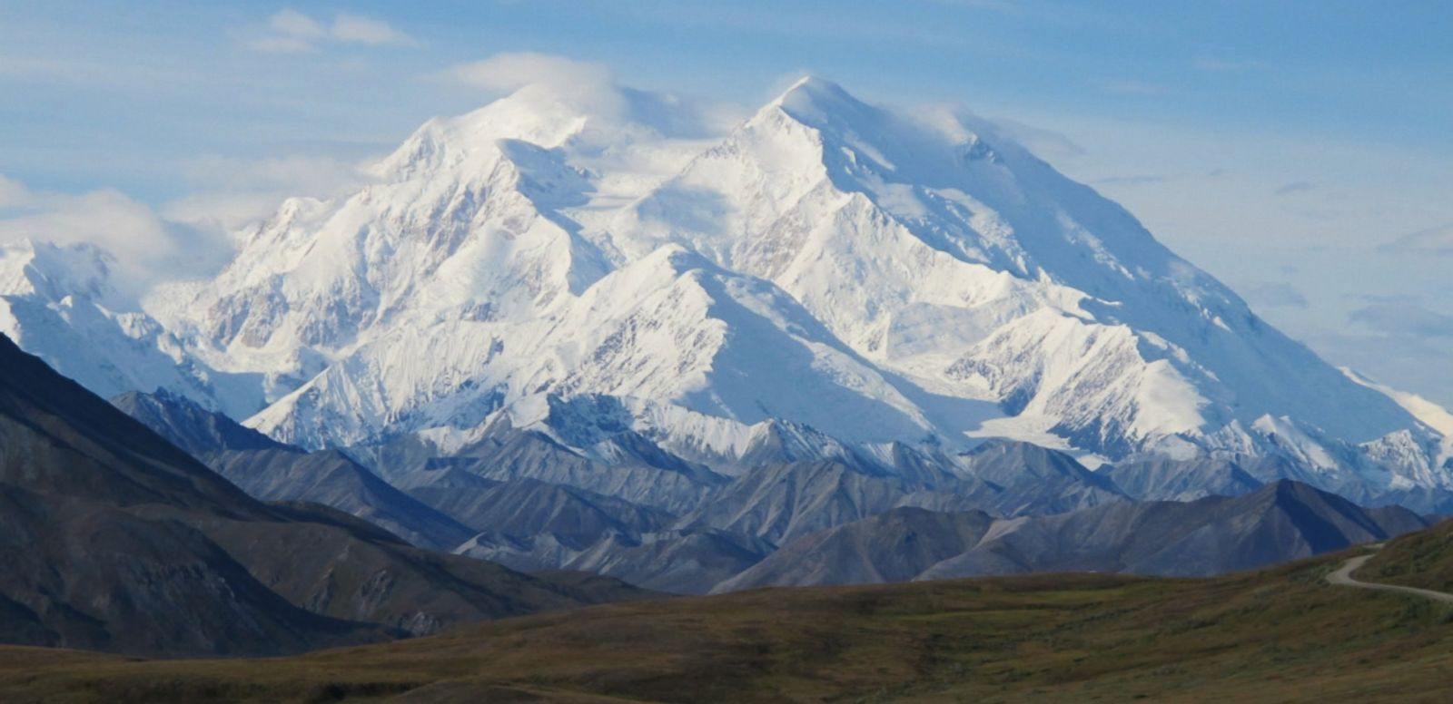 "VIDEO: ""Denali"" is the Alaskan Native name for the mountain, which is a site of cultural significance to Alaska's native population."