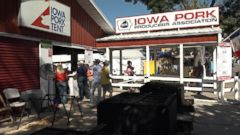 VIDEO: Iowa Pork Producers Grill 2016 Presidential Candidates