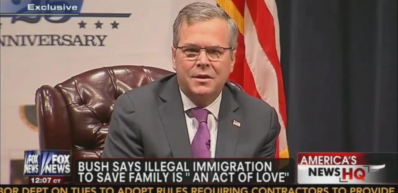 VIDEO: Donald Trump Releases Campaign Video Attacking Jeb Bush