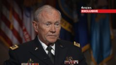 VIDEO: Joint Chiefs Chairman: Refugee Crisis Most Prominent Issue Among Military Leaders