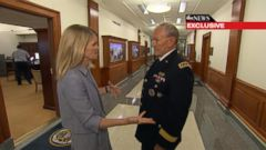 VIDEO: Joint Chiefs Chairman: Russian Involvement in ISIS Fight Could Complicate Things