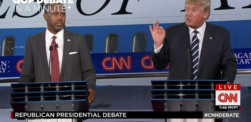 Second Republican Presidential Debate In A Minute