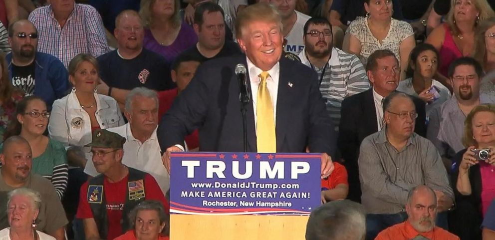 VIDEO: Trump Lets Comment About Muslims Being Problem Slide