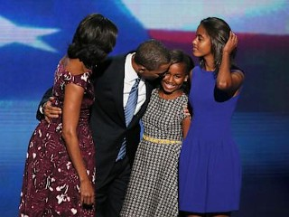 Photos: Malia, Sasha: Cutest Moments