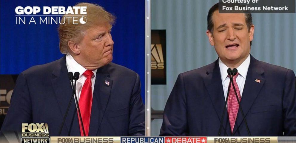 VIDEO: Sixth Republican Presidential Debate In A Minute