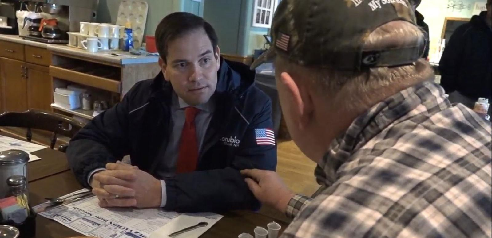 VIDEO: Rubio Says Trump Has Touched a Nerve, But That Doesnt Mean Hes Should Be President