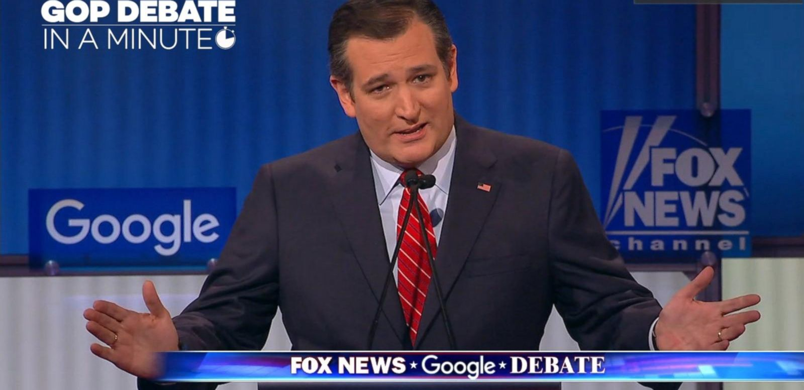 VIDEO: Seventh Republican Presidential Debate In A Minute
