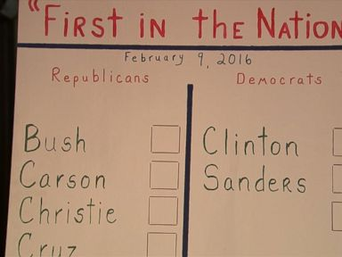 Watch:  Dixville Notch Casts First Votes in New Hampshire Primary