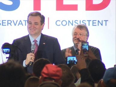 Watch:  Cruz Says He Did What the Washington Establishment Hoped Could Not Be Done