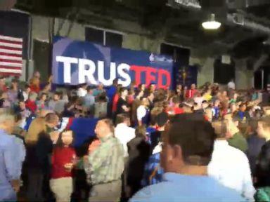 Watch:  Ted Cruz Rally Held at Famous Hoosiers Gym