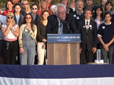 Watch:  Bernie Sanders Blasts Hillary Clintons Refusal to Debate as Insulting to Voters