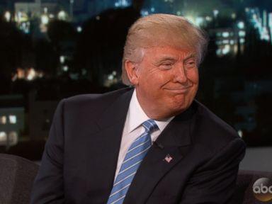 Watch:  Donald Trump: My Past Pro-Clinton Comments Were A Little Bit Insincere