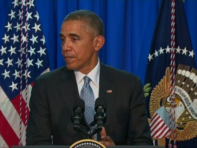 Watch:  Obama: World Leaders Are Rattled by Donald Trump as the Presumptive GOP Nominee