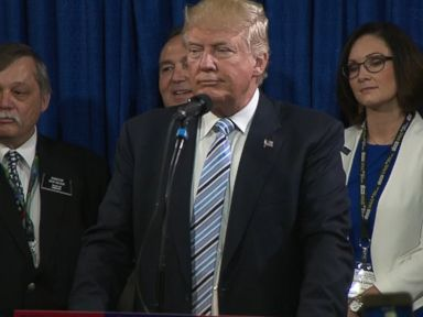 Watch:  Trump on World Leaders: If Theyre Rattled, Thats a Good Thing