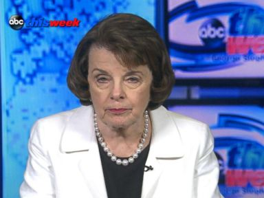 Watch:  Feinstein Says Bernie Sanders Campaign All But Over