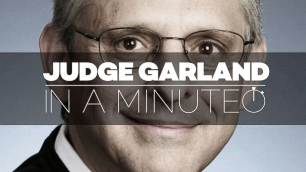 VIDEO: Merrick Garland: In a Minute