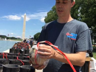 Watch:  Preview of the Fourth of July Firework Display at the National Mall