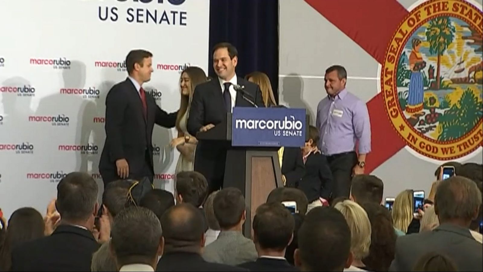 Republican Sen. Marco Rubio's presidential aspirations and insistence that he was done with the Senate didn't hurt him with GOP voters, now it's time to see if the rest of Florida will be as forgiving as he seeks a second term.