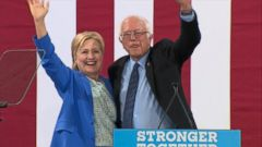 The Democratic duo are holding a joint event in New Hampshire.
