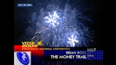 July 26, 2004: Powerful congresswoman was guest of honor at fireworks show put on by Time Warner.
